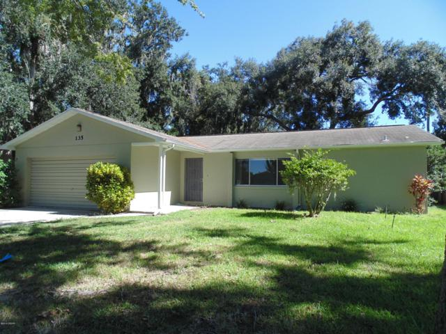 135 Brandy Hills Drive, Port Orange, FL 32129 (MLS #1054917) :: Cook Group Luxury Real Estate