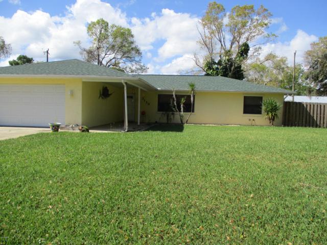 3130 Orange Tree Drive, Edgewater, FL 32141 (MLS #1055063) :: Memory Hopkins Real Estate
