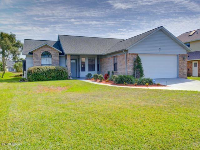 7 Sea Raven Terrace, Ormond Beach, FL 32176 (MLS #1055091) :: Cook Group Luxury Real Estate