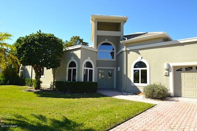 10 Bay Pointe Drive, Ormond Beach, FL 32174 (MLS #1055116) :: Cook Group Luxury Real Estate
