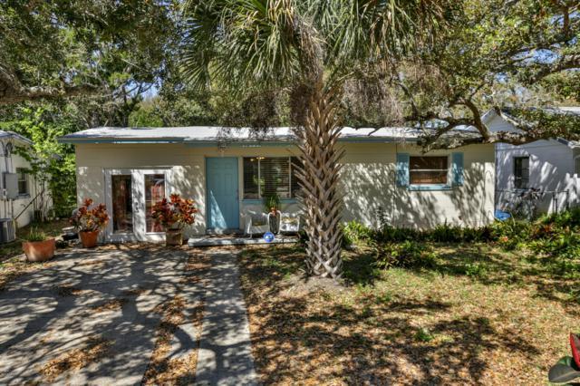 816 E 12th Avenue, New Smyrna Beach, FL 32169 (MLS #1055212) :: Memory Hopkins Real Estate