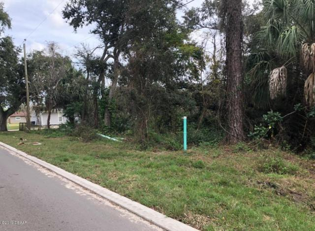 0 Arlington Avenue, New Smyrna Beach, FL 32168 (MLS #1055222) :: Cook Group Luxury Real Estate