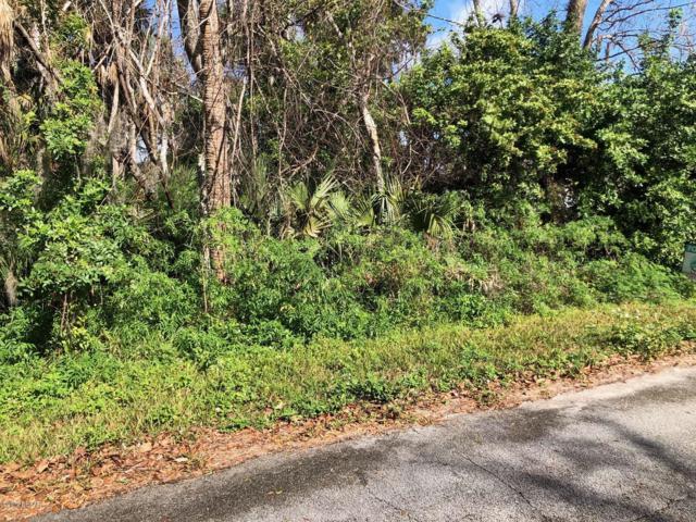 0 Poinciana Road, Edgewater, FL 32141 (MLS #1055226) :: Memory Hopkins Real Estate