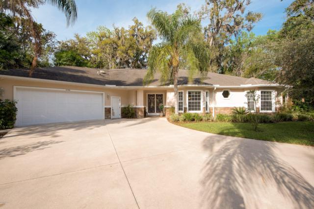 4186 Sanora Lane, Ormond Beach, FL 32174 (MLS #1055233) :: Memory Hopkins Real Estate