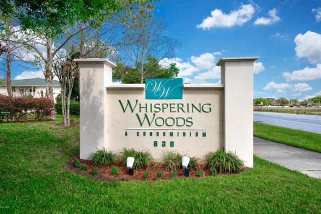 830 Airport Road #208, Port Orange, FL 32128 (MLS #1055248) :: Memory Hopkins Real Estate