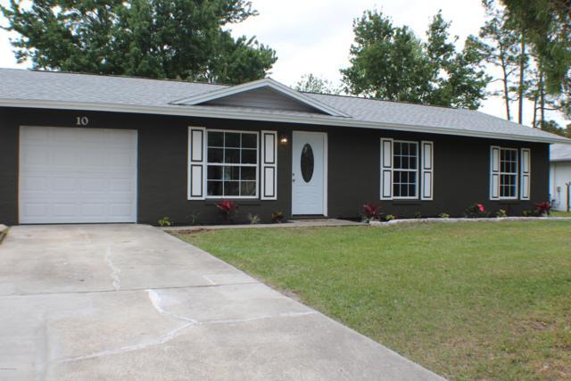 10 Azalea Drive, Daytona Beach, FL 32124 (MLS #1055263) :: Memory Hopkins Real Estate