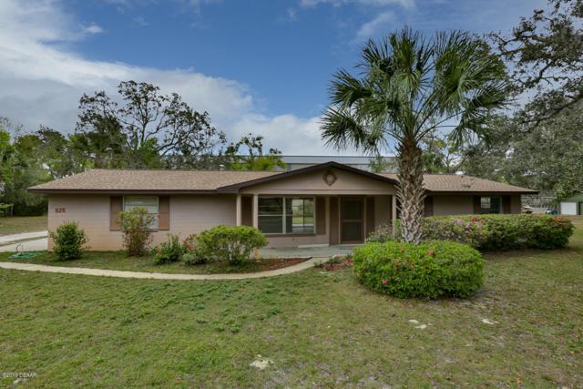 925 Boyte Street, Port Orange, FL 32127 (MLS #1055278) :: Memory Hopkins Real Estate