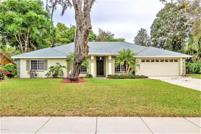 6164 Half Moon Drive, Port Orange, FL 32127 (MLS #1055283) :: Memory Hopkins Real Estate