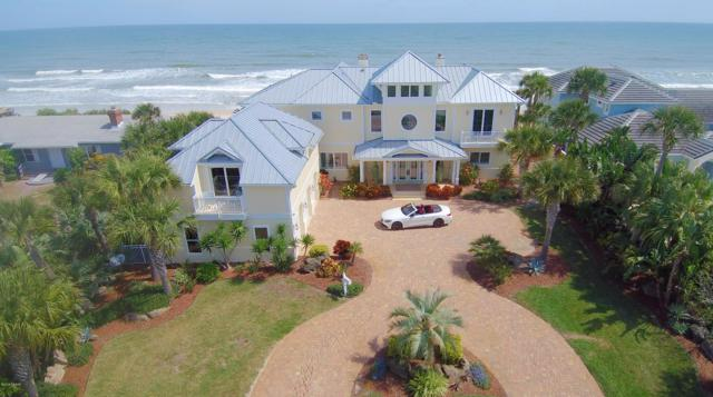 125 Ocean Shore Boulevard, Ormond Beach, FL 32176 (MLS #1055286) :: Cook Group Luxury Real Estate