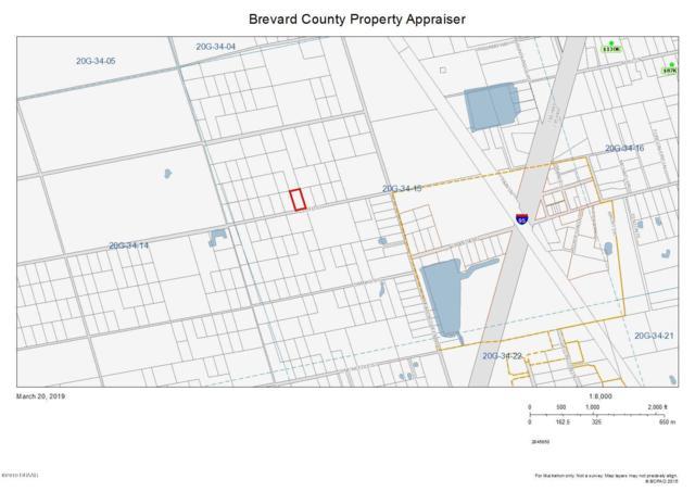 0 Lloyd Street, Mims, FL 32754 (MLS #1055337) :: Memory Hopkins Real Estate
