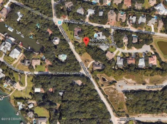4805 S Peninsula Drive, Ponce Inlet, FL 32127 (MLS #1055480) :: Memory Hopkins Real Estate