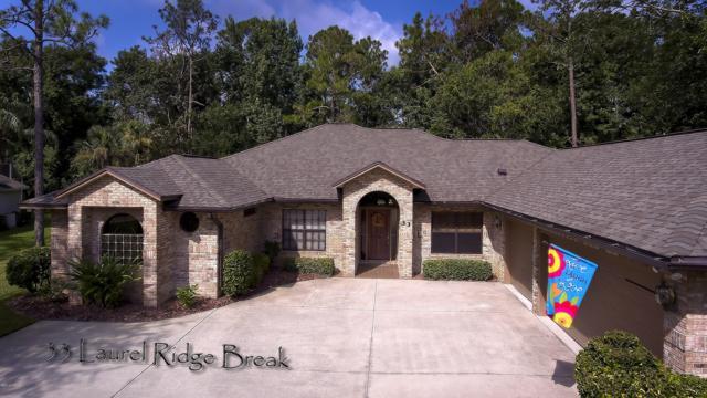 33 Laurel Ridge Break, Ormond Beach, FL 32174 (MLS #1055524) :: Memory Hopkins Real Estate