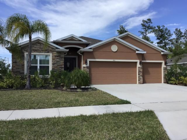 401 River Square Lane, Ormond Beach, FL 32174 (MLS #1055749) :: Memory Hopkins Real Estate