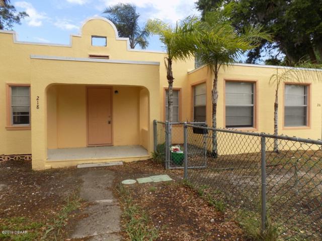 1117 S Ridgewood Avenue, Daytona Beach, FL 32114 (MLS #1056038) :: Memory Hopkins Real Estate