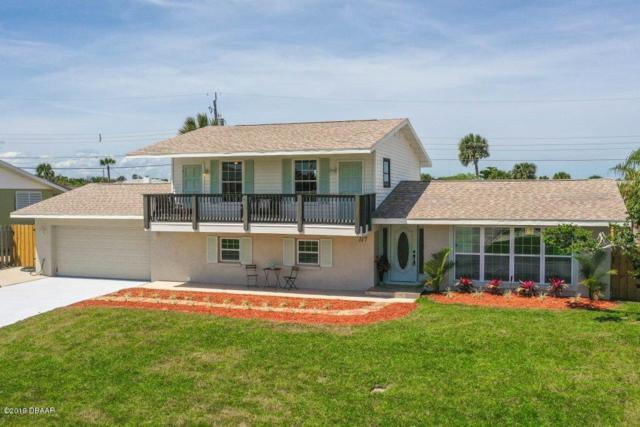 117 Imperial Heights Drive, Ormond Beach, FL 32176 (MLS #1056100) :: Memory Hopkins Real Estate