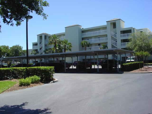 711 N Halifax Avenue #209, Daytona Beach, FL 32118 (MLS #1056406) :: Memory Hopkins Real Estate