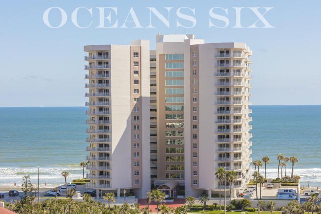 2967 S Atlantic Avenue #301, Daytona Beach Shores, FL 32118 (MLS #1056428) :: Cook Group Luxury Real Estate