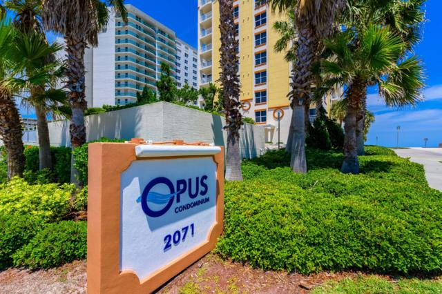 2071 S Atlantic Avenue #903, Daytona Beach Shores, FL 32118 (MLS #1056748) :: Cook Group Luxury Real Estate