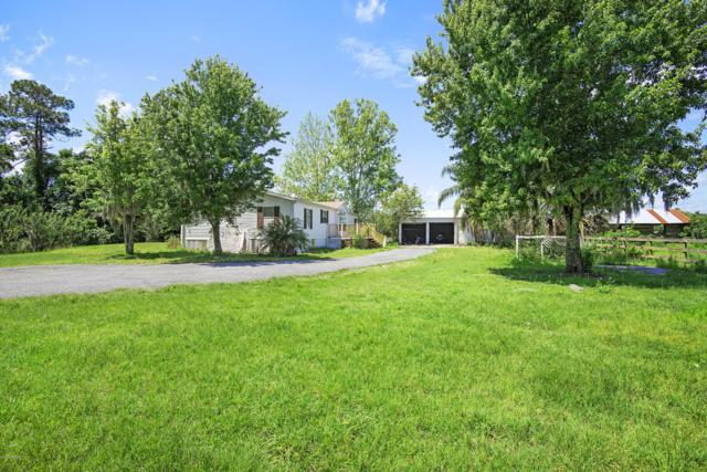 684 Sandberg Lane, New Smyrna Beach, FL 32168 (MLS #1056969) :: Memory Hopkins Real Estate