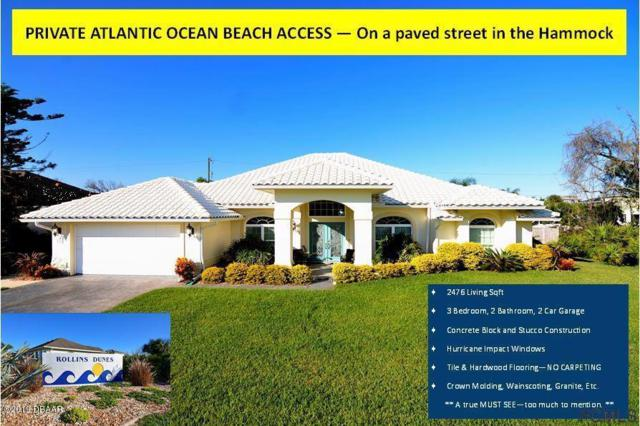 3 Rollins Dunes Drive, Palm Coast, FL 32137 (MLS #1057720) :: Cook Group Luxury Real Estate