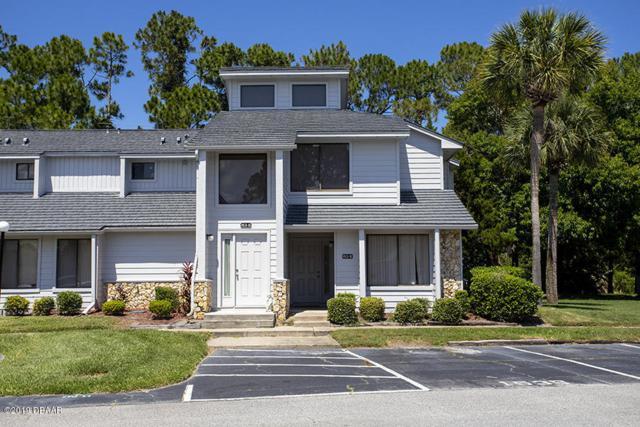 153 Blue Heron Drive D, Daytona Beach, FL 32119 (MLS #1057892) :: Memory Hopkins Real Estate