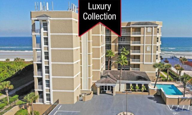 2855 S Atlantic Avenue #202, Daytona Beach Shores, FL 32118 (MLS #1057922) :: Cook Group Luxury Real Estate