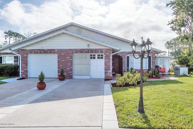 148 S Woodbridge Circle, Daytona Beach, FL 32119 (MLS #1057939) :: Memory Hopkins Real Estate