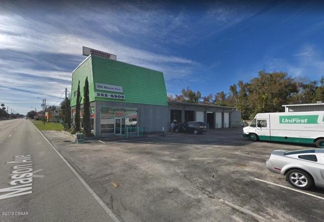 806 Mason Avenue, Daytona Beach, FL 32117 (MLS #1058611) :: Memory Hopkins Real Estate