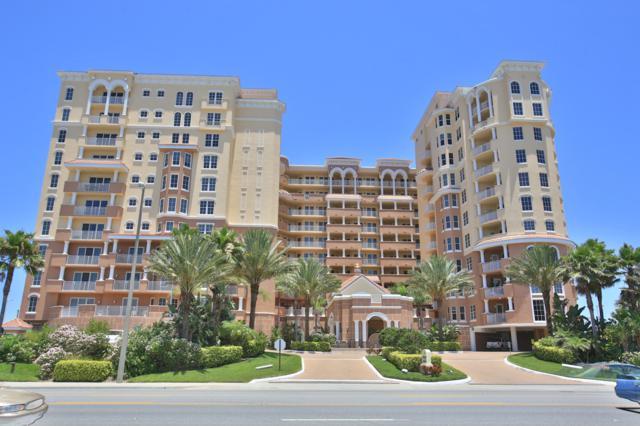 2515 S Atlantic Avenue #607, Daytona Beach Shores, FL 32118 (MLS #1058838) :: Cook Group Luxury Real Estate