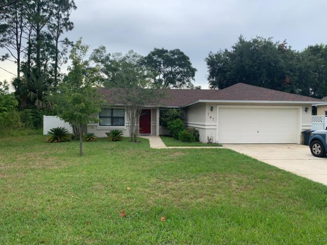 141 Westrobin Lane, Palm Coast, FL 32164 (MLS #1058940) :: Memory Hopkins Real Estate
