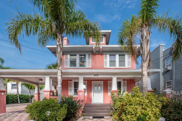 417 N Wild Olive Avenue, Daytona Beach, FL 32118 (MLS #1059531) :: Florida Life Real Estate Group