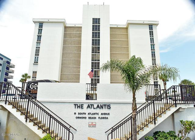 111 S Atlantic Avenue #203, Ormond Beach, FL 32176 (MLS #1059697) :: Florida Life Real Estate Group