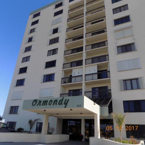 1513 Ocean Shore Boulevard E8, Ormond Beach, FL 32176 (MLS #1059928) :: Cook Group Luxury Real Estate