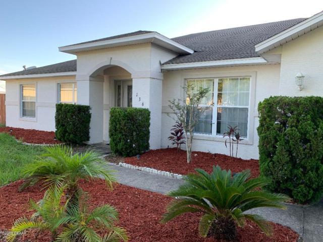 136 Heathrow Drive, Daytona Beach, FL 32117 (MLS #1059931) :: Cook Group Luxury Real Estate