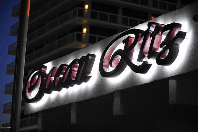 2900 N Atlantic Avenue #2002, Daytona Beach, FL 32118 (MLS #1059981) :: Cook Group Luxury Real Estate