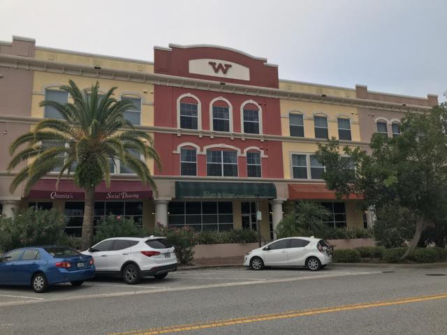 208 Wall Street #208, Daytona Beach, FL 32114 (MLS #1060079) :: Memory Hopkins Real Estate