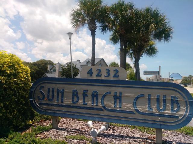 4248 Sun Village Court 14A, New Smyrna Beach, FL 32169 (MLS #1060097) :: Memory Hopkins Real Estate