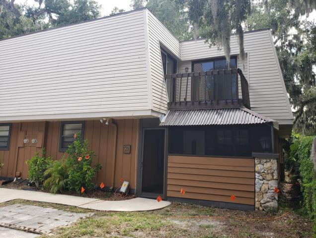 3656 Jackson Street #21, Port Orange, FL 32129 (MLS #1060246) :: Cook Group Luxury Real Estate