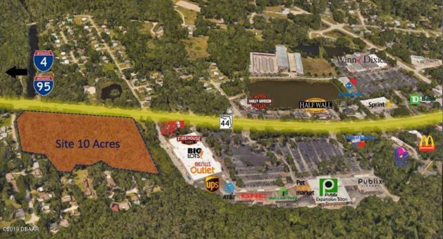 0 State Rd 44 & Walker Street, New Smyrna Beach, FL 32168 (MLS #1060681) :: Florida Life Real Estate Group