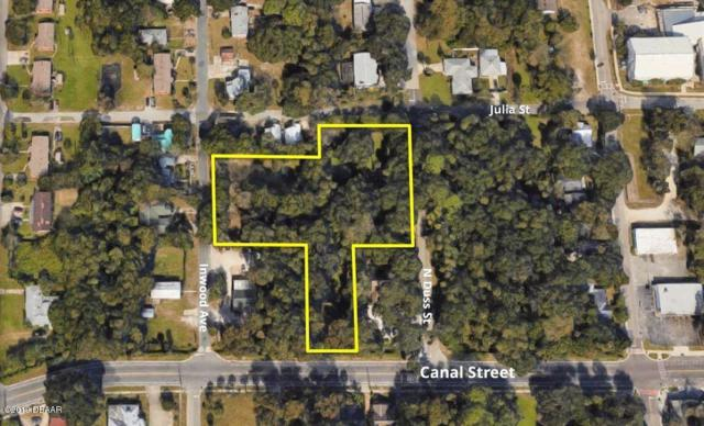 108 N Duss Street, New Smyrna Beach, FL 32168 (MLS #1060777) :: Florida Life Real Estate Group