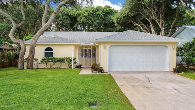 73 Glenview Avenue, Ponce Inlet, FL 32127 (MLS #1060940) :: Memory Hopkins Real Estate