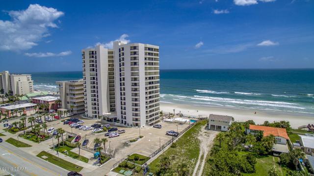 3855 S Atlantic Avenue #605, Daytona Beach Shores, FL 32118 (MLS #1061108) :: Memory Hopkins Real Estate