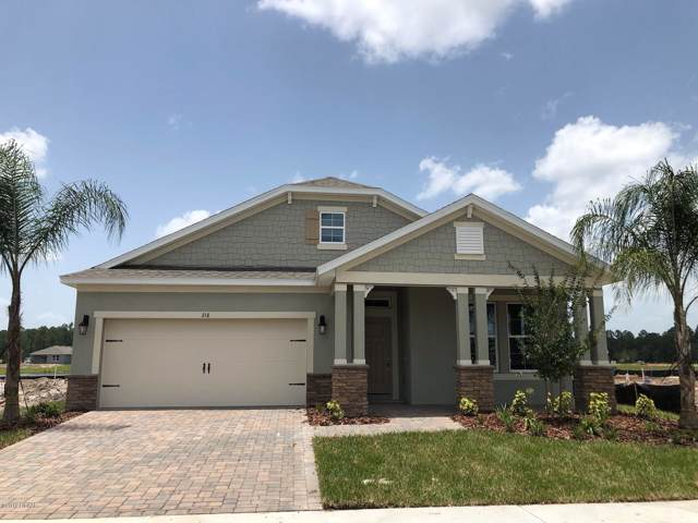226 Venetian Palms Boulevard, New Smyrna Beach, FL 32168 (MLS #1062074) :: Cook Group Luxury Real Estate