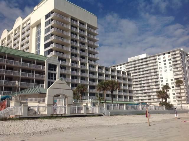 2700 N Atlantic Avenue #202, Daytona Beach, FL 32118 (MLS #1062115) :: Cook Group Luxury Real Estate