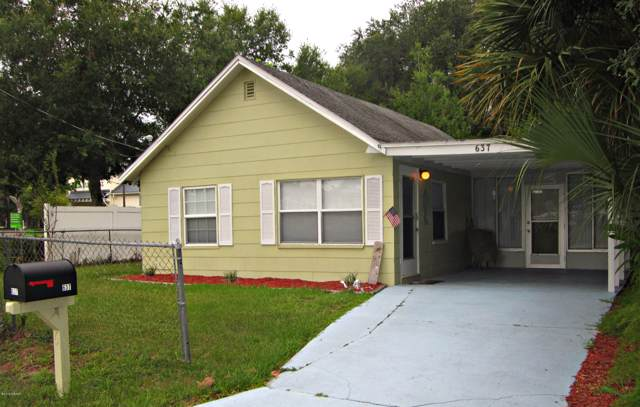 637 Ruth Street, Port Orange, FL 32129 (MLS #1062162) :: Florida Life Real Estate Group