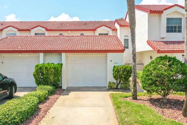 268 Florida Shores Boulevard, Daytona Beach Shores, FL 32118 (MLS #1062178) :: Florida Life Real Estate Group