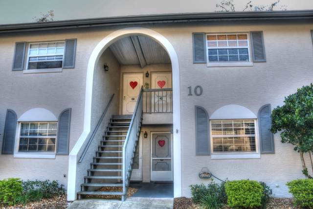 203 S Orchard Street 10D, Ormond Beach, FL 32174 (MLS #1062185) :: Cook Group Luxury Real Estate