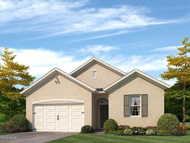 3019 Trubs Trace, New Smyrna Beach, FL 32168 (MLS #1062309) :: Memory Hopkins Real Estate