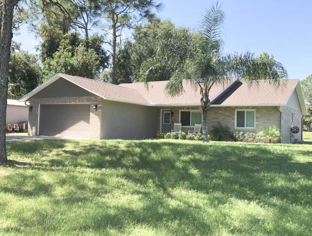 333 S Glencoe Road, New Smyrna Beach, FL 32168 (MLS #1062319) :: Memory Hopkins Real Estate