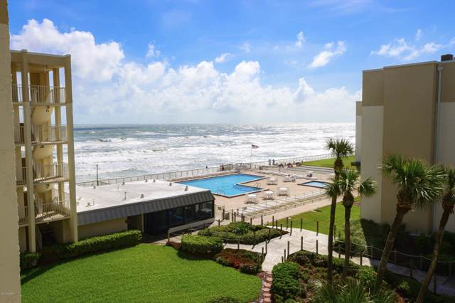 4175 S Atlantic Avenue #407, New Smyrna Beach, FL 32169 (MLS #1062321) :: Memory Hopkins Real Estate